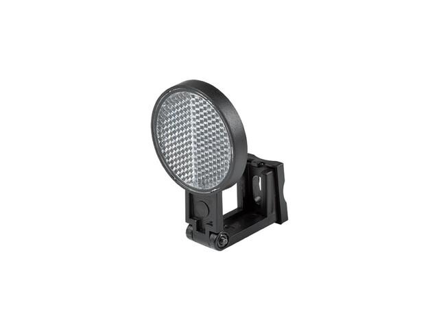 Cube RFR Front reflector Bike Reflector for brake/fork mount white
